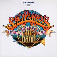LP - Various Artists Sgt. Pepper's Lonely Hearts Club Band (AOR Sampler)