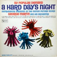 LP - George Martin Orchestra A hard day's night