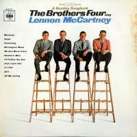 LP - Brothers Four A Beatles Songbook