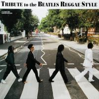 LP - Various Artists Tribute to Beatles Reggae Style