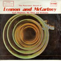LP - Cyril Stapleton & his Choir and Orchestra The Panoramic Sound of Lennon & McCartney