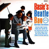LP - Count Basie Basie's Beatle Bag