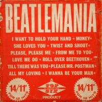 LP - Unknown Artist Beatlemania
