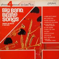 LP - Bob Leaper Big Band, Beatle Songs