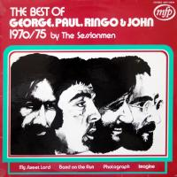 LP - Sessionmen The best of George, Paul, Ringo & John  1970/75
