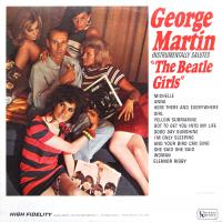 LP - George Martin Orchestra The Beatle Girls