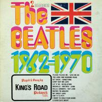 LP - King's Road Beatles 1962-1970