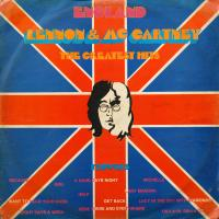 LP - Flowers England Lennon&McCartney The Greatest Hits