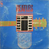 LP - Pocket Creative Orchestra (Orquesta Creativa de Bolsillo) Beatles Para Guitarra