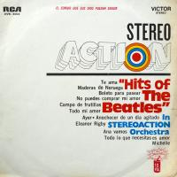LP - Stereoaction Orchestra Hits of the Beatles