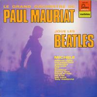 LP - Paul Mauriat Le Grand Orchestre de Joue Les Beatles