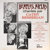 LP - Cathy Berberian Beatles Arias