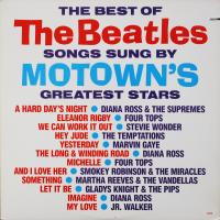 LP - Various Artists The Best Of The Beatles Songs Sung By Motown's Greatest Stars
