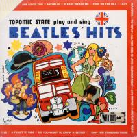 LP - Topomic State Topomic State Play And Sing Beatles' Hits