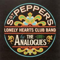LP - Analogues Sgt Peppers Lonely Hearts Club Band - Live!