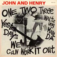 EP - John and Henry Yesterday / We can work it out