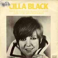 EP - Cilla Black You're my World