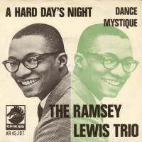 SINGLE - Ramsey Lewis Trio A hard day's night