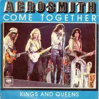 SINGLE - Come together - by: Aerosmith