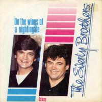 SINGLE - Everly Brothers On the wings of a nightingale