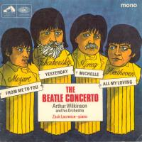 EP - Arthur Wilkinson & his Orchestra The Beatle Concerto