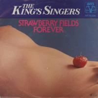 SINGLE - King's Singers Strawberry fields forever