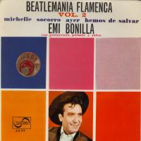 EP - Emi Bonilla Beatlemania Flamenca Vol.2