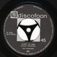SINGLE - Typhoons Ticket to ride