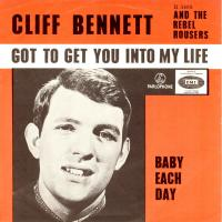 SINGLE - Cliff Bennett Got to get you into my life