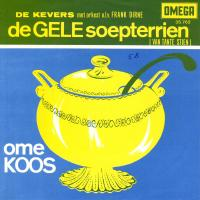 SINGLE - Kevers (de) De Gele Soepterrien  (Yellow Submarine)