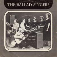 EP - The Ballad Singers Gisteren / Sorry O God