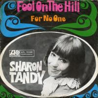 SINGLE - Sharon Tandy Fool On The Hill / For No One