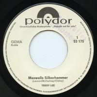 SINGLE - Maxwell's Silver Hammer - by: Teddy Lee